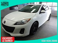 2013 Mazda Mazda3 SPORT GS-SKY AUTO H-BACK MAG A/C ET PLUS