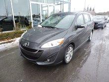 Mazda Mazda5 6PASS AUTO TOIT CUIR SIEGES CHAUFFANT ET PLUS 2015