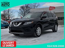Nissan Rogue *AWD*AUTOM*NOIR*CAMERA*VITRES TEINTEES* 2016