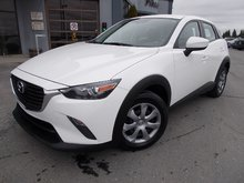 Mazda CX-3 GX, TRACTION INTÉGRALE 2017