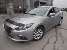 Mazda Mazda3 GS, BERLINE + AUTOMATIQUE 2015
