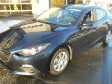 Mazda Mazda3 GX, GROUPE CONFORT ET COMMODITÉ 2016