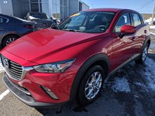 Mazda CX-3 GS AWD*GPS*SIÈGES CHAUFFANTS*CAMÉRA 2017