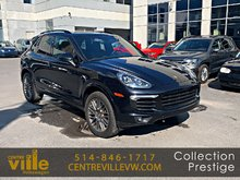 2018 Porsche Cayenne PLATINUM EDITION +PANO ROOF+LANE ASSIST+BOSE+CLEAN