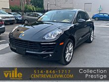 "2017 Porsche Macan S + PREMIUM PACK PLUS+MAGS 20""+NAV+PANO ROOF+BOSE+PDLS++"