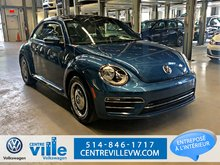 2018 Volkswagen Beetle 2.0T COAST COUPE +CAMERA+BLUETOOTH+SUNROOF-(CLEAN)