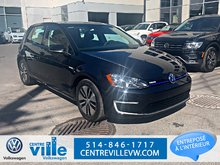 2016 Volkswagen E-Golf SE +FAST CHARGE+BACKUP CAM+CARPLAY++(CLEAN!)