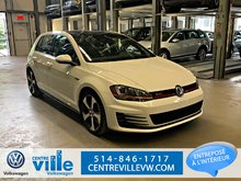 2015 Volkswagen Golf GTI PERFORMANCE+TECH PACK+NAVI+SUNROOF+FENDER+++