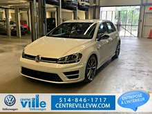 Volkswagen Golf R 2.0T 4MOTION +TECH PACK+PRETORIA WHEEL PACK-CLEAN 2016