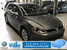 Volkswagen Golf COMFORTLINE + CONVENIENCE PACK+SUNROOF! (CLEAN) 2015