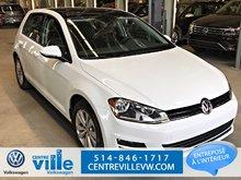 Volkswagen Golf COMFORTLINE AUTO + CONVENIENCE PACK + TOIT (CLEAN) 2015