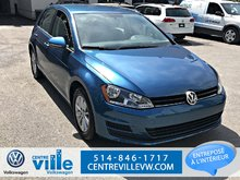 Volkswagen Golf TRENDLINE PLUS+CRUISE CONTROL PACK (BAS KM)(CLEAN) 2015