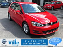 2016 Volkswagen Golf TRENDLINE PLUS +CAMERA+CARPLAY+BLUETOOTH+LOW KM!