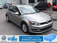 Volkswagen Golf TRENDLINE PLUS +CAMERA+CARPLAY+BLUETOOTH-LOW KM! 2016