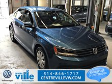 2015 Volkswagen Jetta TRENDLINE ++PLUS (LIKE NEW)(LOW KM)(CAMERA)(CLEAN)