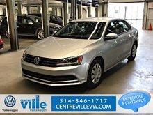 Volkswagen Jetta TRENDLINE PLUS (CAMERA)(AUTO)(CLEAN)(BAS KM) 2015