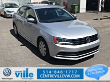 Volkswagen Jetta TRENDLINE PLUS AUTOMATIC+BLUETOOTH+CAMERA+(CLEAN!) 2015