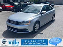Volkswagen Jetta 1.8TSI TURBO TRENDLINE PLUS +CAMERA+BLUETOOTH+++ 2015