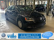 Volkswagen Jetta TRENDLINE PLUS +CAMERA+BLUETOOTH+++(CLEAN!) 2017