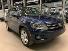 2015 Volkswagen Tiguan COMFORTLINE+APPEARANCE PACK(LED,MAGS 18