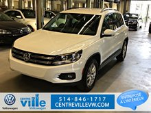 Volkswagen Tiguan TRENDLINE 4MOTION+CONVENIENCE PACK+BLUETOOTH-CLEAN 2015