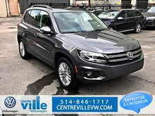 Volkswagen Tiguan SPECIAL EDITION+ PANO ROOF+KESSY+CAMERA (LIKE NEW) 2016