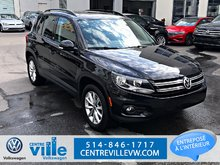 Volkswagen Tiguan WOLFSBURG EDITION + PANORAMIC ROOF+CARPLAY(CLEAN!) 2017