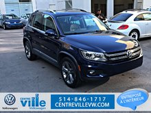2017 Volkswagen Tiguan HIGHLINE 4MOTION+NAV+FENDER+PANO ROOF+RARE(CLEAN!)