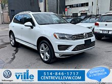 Volkswagen Touareg EXECLINE + R-LINE - FULL OPTIONS!! (CLEAN!) 2016