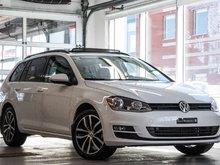 Volkswagen Golf Sportwagon Comfortline 4 motion 2017