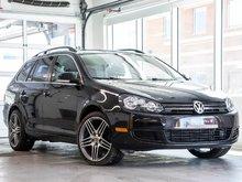 Volkswagen Golf wagon Comfortline 2012