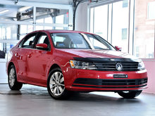 Volkswagen Jetta Tredline Plus 2015