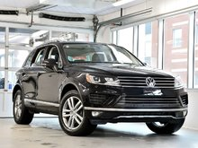 Volkswagen Touareg HIGHLINE 2015