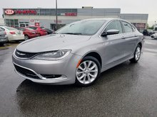Chrysler 200 200C**CUIR**GPS**TOIT**9 Vitesses** 2016