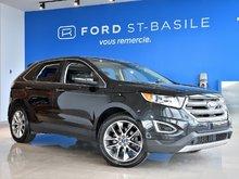 Ford Edge TITANIUM+MAGS 20 POUCES+TOIT PANO+GPS! 2015