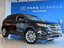 Ford Edge Titanium AWD + ENS.SECUR-INTEL !! 2018
