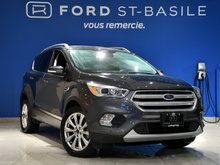 2018 Ford Escape Titanium+ GPS+ TOIT PANORAMIQUE!!