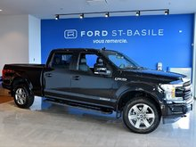 2018 Ford F150 SUPERCREW / LARIAT 502A / DIESEL / POWERSTROKE /