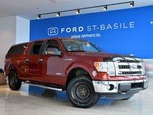 Ford F150 XLT+CHROME+FIBRO+GARANTIE ET ENTRETIEN 2021.. 2014