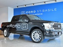 Ford F150 4x4 - Supercrew Limited - 145