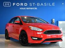 Ford Focus SE / SIÈGES ET VOLANT CHAUFFANTS 2016