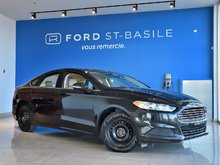 Ford Fusion SE TECH+NAV+CAMÉRA+SENSOR ARRIÈRES! 2014