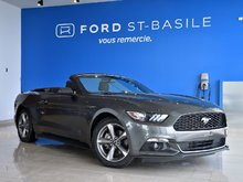 Ford Mustang V6 CONVERTIBLE+ OPTIONS ROUES NOIR!! 2016
