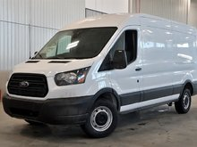 Ford Transit 250 Cargo Van 148 WB - Medium Roof - Sliding Pass.side V6 3.7L 2019