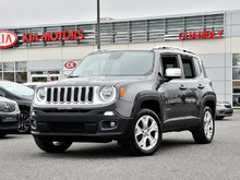 Jeep Renegade Limited **TOIT OUVRANT**RADIO BEATS**4x4** 2016