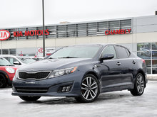 Kia Optima SX Turbo **GPS**TOIT PANO**BANCS VENTILÉ** 2014