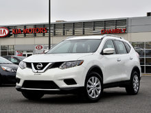 Nissan Rogue S AWD   TRÈS BAS KILOMÉTRAGE *CAMERA DE RECUL*A/C* 2014