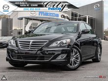 2013 Hyundai Genesis sedan TECH