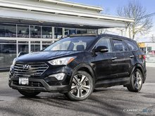 2013 Hyundai Santa Fe XL 3.3L AWD Limited Saddle Interior