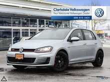 2016 Volkswagen Golf GTI Performance